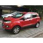 Ford Ecosport Se 2.0 L Roja 2013 Nueva Como Okm