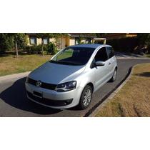 Volkswagen Fox Trendline 1.6 3p Plata Reflex