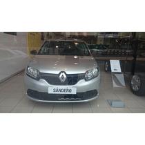 Renault Sandero Expression Cuotas Fijas Modelo 2016 (jp)
