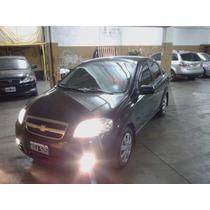 Chevrolet Aveo 2011 Gnc $135.000 (unico Dueño)