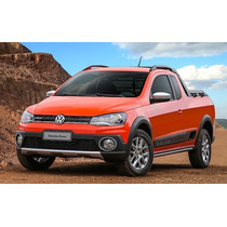 Volkswagen Saveiro Okm Cabina Doble Vw Saveiro Cross