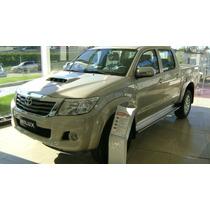 Toyota Hilux Srv 4x2 C/d 2.4 177 Cv Financiacion Y Cuotas