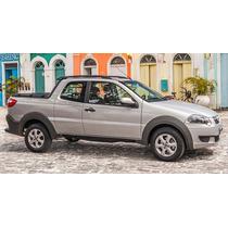 Fiat Strada Working Cabina Doble 1.4 Aa