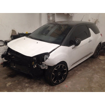 Citroen Ds3 1.6 Turbo Sport Chic Chocado
