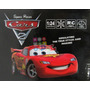 Auto Cars2 Rayo Mc Queen Piston Cup Radio Control Full Mirá
