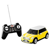 Auto Mini Couper Escala 1:18 A Radio Control Con Luces