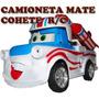 Camioneta Radio Control Grua Mate Cars2 2 Modelos Niño