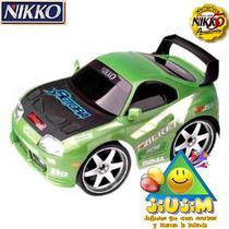 Autos Nikko Radio Control Hacen La Wheelie!! Video Tv Jiujim