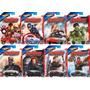 Hotwheels Marvel Iron Man Hulk Capitan America Thor