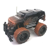 Camioneta Hummer H3 Mud Slinger New Bright Control Remoto