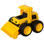 Camion Cat Caterpillar Con Movimiento 20x15cm Intek