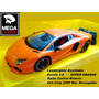 Lamborghini Aventador Radio Control Remoto Esc1:8 C/carg220v