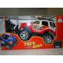 Radio Control True Hero Multifuncion Tipo Rally 26 Cm.6-aa