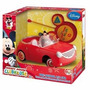 Mickey Club House Auto Descapotable A R/c Wabro