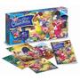 Souvenir Rompecabezas Puzzle Tres Chanchitos Duravit 045