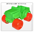 Jeep Plástico Jardines Infantes Material Didáctico