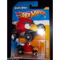 Hot Wheels 2012 Angry Birds
