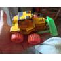 Tractor Pala Duravit Motoniveladora Juguete Antiguo 308