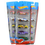 Autos Hot Wheels Pack X 5 Unidades Coleccionables Originales