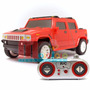 Auto Jeep Camioneta Hammer Control Remoto Full R/c Oferton!!