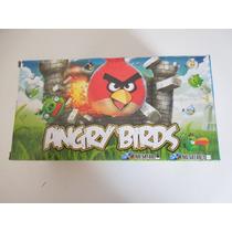 Auto Angry Birds Luz Y Sonido!!!! Pilas Incluidas!!!!