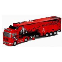 Camión A Control Remoto 6 Funciones Qy-0202