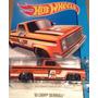 Autitos Hotweel Originales Pick Up Chevy Silverado ´83