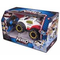 Nikko Auto A Radio Control Anfibio Todo Terreno Vaporiz R2