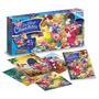 Puzzle Cuento Tres Chanchitos Art45 Duravit Juegos Infancia
