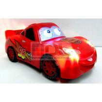 Auto Cars Rayo Mc Quenn Movimiento Luces Sonido Desact Local