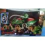 Cuatriciclo C/ Radiocontrol Hulk - Avengers 2 - Tuni 3272