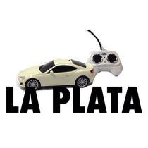 Auto Radio Control Remoto Sin Cable Rc Welly Escala La Plata