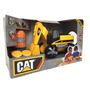 Cat Camion Grua Excavadora C/ Masa Para Moldear Y Construir