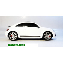 Auto Rc Radio Control Vw New Beetle 2012 Replica 1/24 Welly
