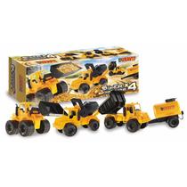 Camiones Super Constructor X4 Duravit Original