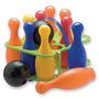 Juego De Bowling Duravit 404 Juguetes Para Niños Niñas