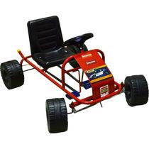 Karting F1 A Pedal Deportivo Reforzado Hasta 6 Años
