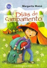 Aventuras De Fernán: Días De Campamento - Margarita Mainé
