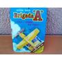 Avion Loco Brigada A Vuela Y Zumba Argentina Años 80s