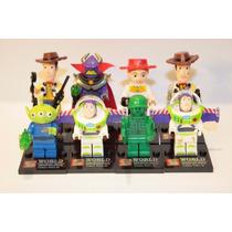 Minifiguras Toy Story Colecciòn Completa.precio Es Por Todos