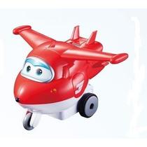 Super Wings Jett Donnie Avion A Fricción -original