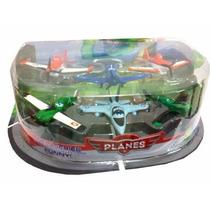 Aviones Pelicula Disney Pixar Planes X 6 La Lucila