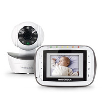 Babycall Motorola Mbp41 Lcd 2.8´´ Cam Infraroja Con Paneo !!