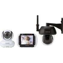 Babycall Motorola Mbp36+ Domo Exterior Seguridad 2en1