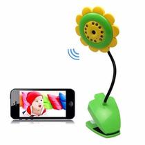 Baby Call Camara Celular Seguridad Bebes Audio Visión Noctur