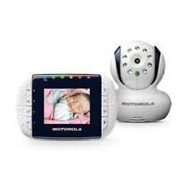 Baby Call Motorola Mbp33 Lcd 2.8 Camara Infraroja Con Paneo