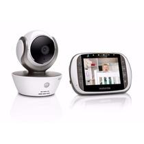 Baby Call Con Camara Motorola Con Wifi Y Internet
