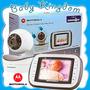 Monitor Bebe Motorola Lcd Baby Call Camara Vision Nocturna
