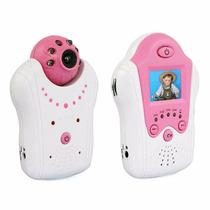 Baby Monitor Con Video Inalambrico Para Monitorear Bebes