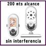 Camara Para Bebes Motorola, Vision En Oscuridad,babycall